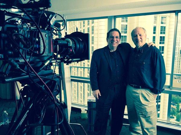 Kevin Mitnick and Werner Herzog - Black Hat 2015