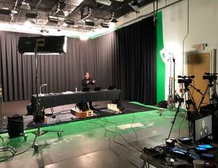 KnowBe4 -  KMSAT Filming 20188