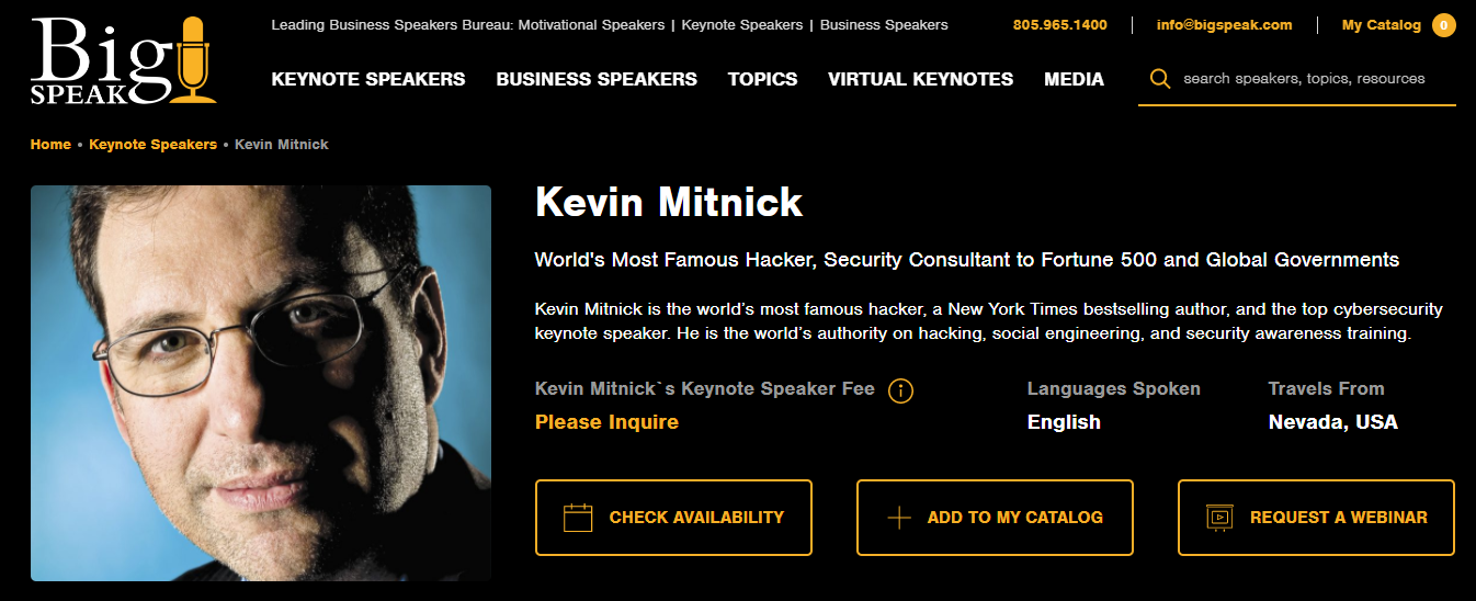 how-to-find-cybersecurity-speakers-for-your-digital-event-kevin-mitnick-big-speak
